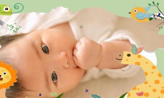 宝宝百天了,让精美的视频Mv记录这一刻